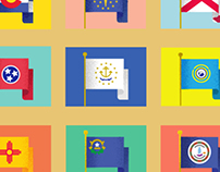 State Flag Icons