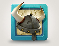 Viking Invaders | Android Icon