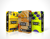 Ticos Packaging Project