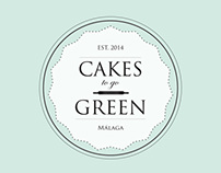 Cakes to Go Green