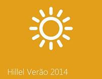 Campanha - Hillel Verão 2014