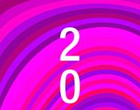 2000 ft - Etiqueta de vi