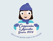 Campanha do Agasalho - Prefeitura de Guaíra