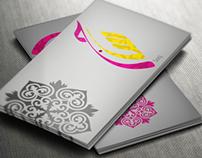 Saj- Calligraphic Logo Design