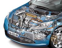 ETAI pour Leclerc - Car service poster