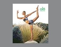 Alo Yoga Summer 2014 Catalog