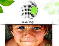 World Help Site Concept