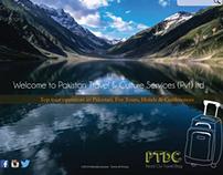 PTDC Website Design (Digital Strategy)