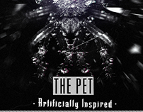 THE PET- E.p cover