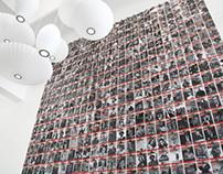 Maison Corbeil / Installation clipboard