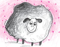 La oveja imaginaria