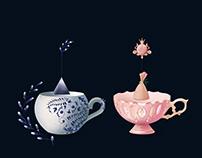 MAGIC TEA. Packaging Design.