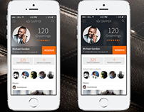 Hairdressing salon app