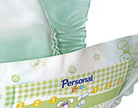 Diaper - Personal - Santher