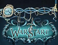 WarStart (UI Game)