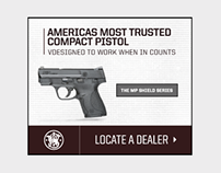 Smith & Wesson Proposed Advertisements (After Effects)