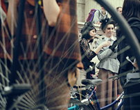 Tweed Run Budapest 2014 Moments