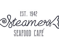 Steamer's Stationary Package and Packaging