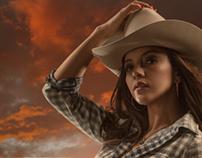Camelia la texana series Campaign