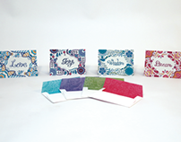 Ornate Occasions Greeting Card Line