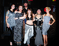 Noche de Burlesque