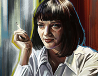Pulp Fiction Tribute