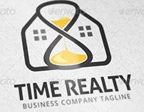 Time Realty Logo Templates