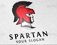 Spartan Logo Templates