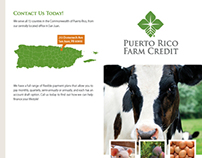 Puerto Rico Farm Credit Overview Brochure