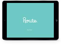 Route: Wayfinding App