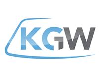 KC Glassworx Branding