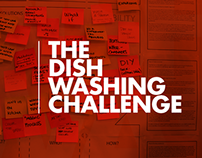 Design Research: The Dishwashing challenge
