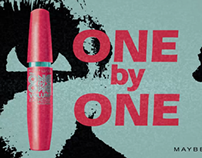 MAYBELLINE - Campaña One by One