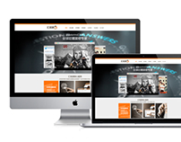 GLOBALPRIMO - 2013-2014 Website Design