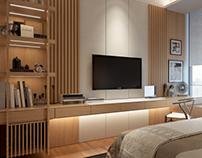 BV Bedroom 3, SG