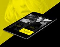 A-Wardrobe | Web Design