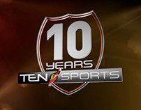 Ten Sports Channel Rebrand