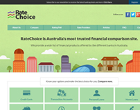 RateChoice Website