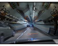 Hot Wheels Tunnel