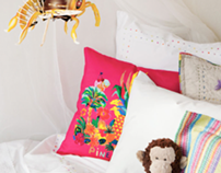 Zara HOME /  Tropical collection kids  S/S 14