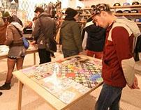 MTL Slaps || Exhibition in Canada || April 2014