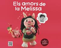 Els amors de la Melissa
