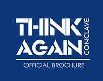 Think Again Conclave '14, Official Brochure