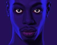 Portrait of Le1f