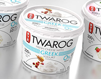 TWAROG - Fresh Cheese