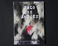 """Kids Book """"Jago Is Anders"""""""