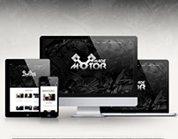SIMONE BOI | GRAPHIC DESIGNER  sito Motor Made