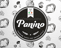 Panino - Branding for Sale!  www.One-Giraphe.com