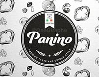 Panino - Branding for Sale!  www.One-Giraphe.com
