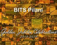 Golden Jubilee Celebrations, BITS Pilani